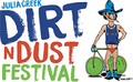 Julia Creek Dirt'n'Dust Festival Logo
