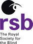 The Royal Society for the Blind Logo