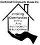 logo for North East Community House Inc
