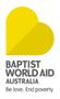 Baptist World Aid Australia Logo