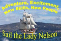 Lady Nelson Sailing Adventures