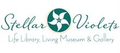 Stellar Violets Inc Logo