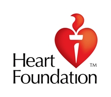 Heart Foundation (WA Division) Logo