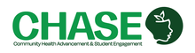 Community Health Advancement & Student Engagement (CHASE) Logo