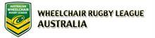 Wheelchair Rugby League Australia Incorporated Logo