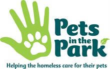 Pets In The Park - Helping The Homeless Care For Their Pets Logo