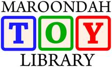 Maroondah Toy Library Logo