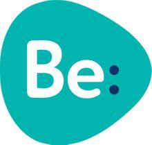 Be: (formerly Comlink Limited) Logo