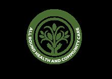 All Round Health & Community Care Logo