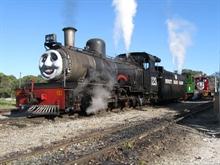 Bennett Brook Railway Logo