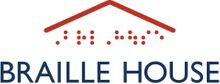 Braille House (Queensland Braille Writing Association) Logo