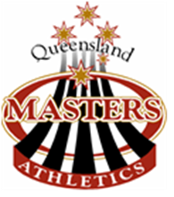 Queensland Masters Athletics Association Inc Logo