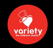 Variety - the Children's Charity of WA Logo