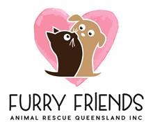Furry Friends Animal Rescue QLD Logo