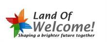 Land of Welcome Australia Logo