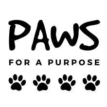 Paws for A Purpose Logo