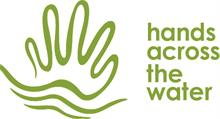 Hands Across the Water Logo