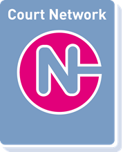 Court Network Queensland Logo