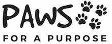 Paws For A Purpose Ltd Logo