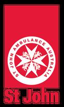 St John (Qld) Logo