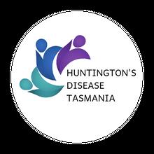 Huntington's Disease Association (Tasmania) Inc. Logo