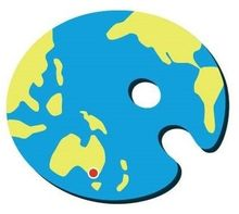 Planetary Healing Artists Association of Australia Inc Logo