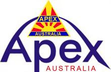The Apex Club of Geraldton Logo