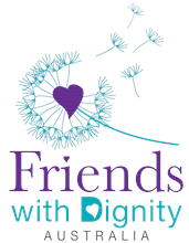 Friends With Dignity Ltd Logo