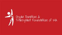 Organ Donation and Transplant Foundation of WA (Swan) Logo