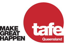 TAFE Queensland English Language and Literacy Services (TELLS) Logo