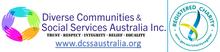 Diverse Communities & Social Services (DCSS Australia)   Community Justice & Social Services Charity Logo