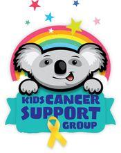 Kids Cancer Support Group Logo