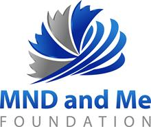 The MND and Me Foundation Logo