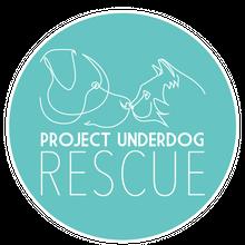 Project Underdog Rescue Logo