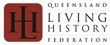 Queensland Living History Federation Inc. Logo