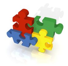 Jigsaw Queensland Inc. Logo