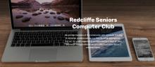 Redcliffe Seniors Computer Club Logo