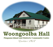Pimpama Island & Districts Community Centre Ass.Inc Logo