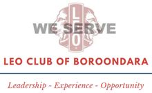 LEO Club of Boroondara (Lions Clubs International) | Leadership - Experience - Opportunities | Logo