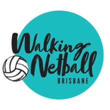 Walking Netball Brisbane Logo