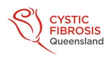 Cystic Fibrosis Queensland Logo