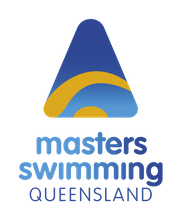 Masters Swimming Queensland Logo