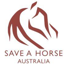 Save A Horse Australia Inc Logo