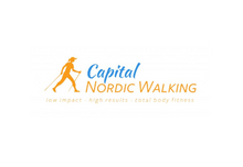 Capital Nordic Walking Community Outreach Logo
