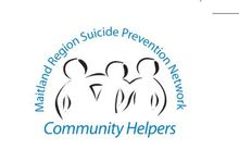 Maitland Region Suicide Prevention Network (MRSPN) Logo