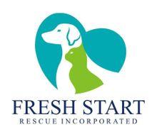 Fresh Start Rescue Incorporated Logo