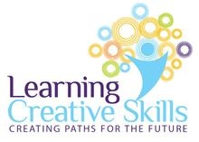 Learning Creative Skills Organisation Inc Logo