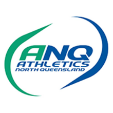 Athletics North Queensland Logo