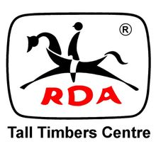 Riding for the Disabled Association- Tall Timbers Logo