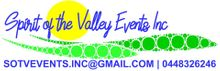 Spirit of the Valley Events. Inc Logo